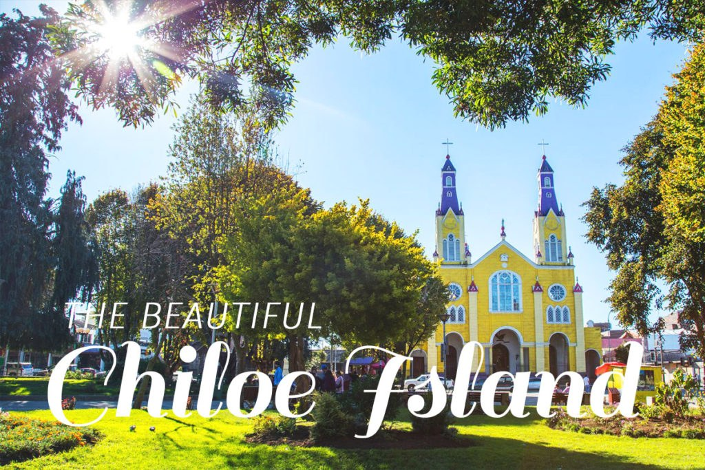 Chiloé Island is one of the most lesser known places in Chile and yet, one of the most interesting. Explore the UNESCO World Heritage wooden churches, go kayaking within a sunken forest, discover a unique landscape in Chile and taste incredible seafood. #chiloe #chile  https://talesfromthelens.com/